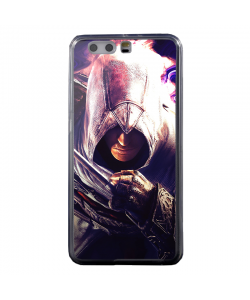 Assasin's Creed Altair - Huawei P8 Lite Carcasa Transparenta Silicon