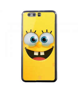 Sponge Bob - Huawei P8 Lite Carcasa Transparenta Silicon