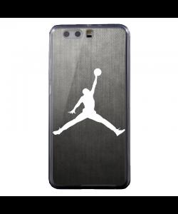 White Jordan - Huawei P10 Carcasa Transparenta Silicon
