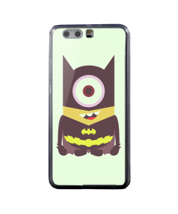 Minion Batman - Huawei P10 Plus Carcasa Transparenta Silicon