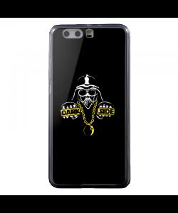 Dark Side - Huawei P8 Lite Carcasa Transparenta Silicon