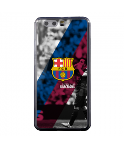 FC Barcelona 2 - Huawei P10 Carcasa Transparenta Silicon