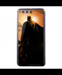 Batman Dawn - Huawei P8 Lite Carcasa Transparenta Silicon
