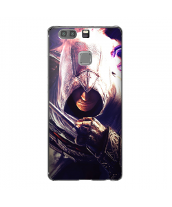 Assasin's Creed Altair - Huawei P9 Carcasa Transparenta Silicon