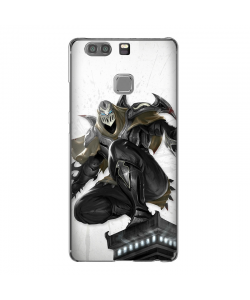 League of Legends Zed IV- Huawei P9 Carcasa Transparenta Silicon
