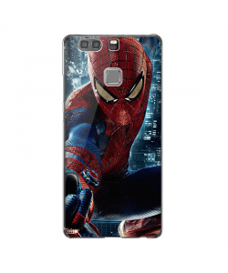 Spiderman 2 - Huawei P9 Carcasa Transparenta Silicon