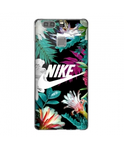 Dope Nike - Huawei P9 Plus Carcasa Transparenta Silicon