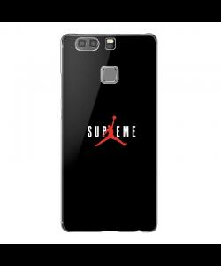 Supreme Jordan - Huawei P9 Plus Carcasa Transparenta Silicon