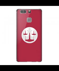 Star Wars Rebellion - Huawei P9 Plus Carcasa Transparenta Silicon