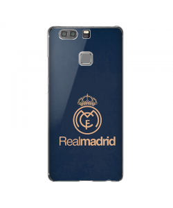 Real Madrid - Huawei P9 Carcasa Transparenta Silicon
