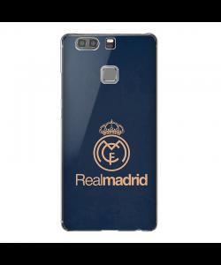 Real Madrid - Huawei P9 Plus Carcasa Transparenta Silicon