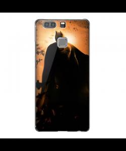 Batman Dawn - Huawei P9 Plus Carcasa Transparenta Silicon
