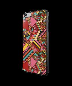 African Release - iPhone 6/6S Carcasa Neagra TPU