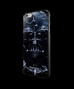 Darth Vader - iPhone 6/6S Carcasa Neagra TPU
