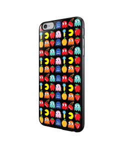 Craziness - iPhone 6/6S Carcasa Neagra TPU
