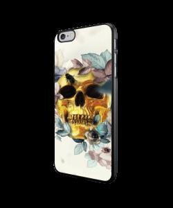 Soft Glam - iPhone 6/6S Carcasa Neagra TPU