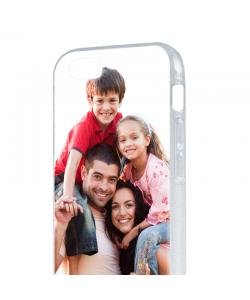 Personalizare - iPhone 6 Plus Carcasa Transparenta Silicon
