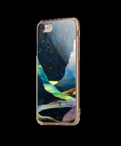 Canyon - iPhone 7 / iPhone 8 Carcasa Transparenta Silicon