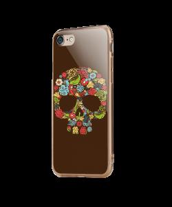 Cranium of the Earth - iPhone 7 / iPhone 8 Carcasa Transparenta Silicon