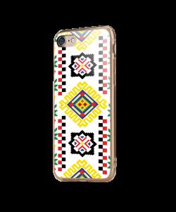 Port Traditional - iPhone 7 / iPhone 8 Carcasa Transparenta Silicon