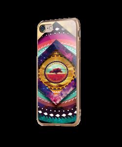 Nature Within - iPhone 7 / iPhone 8 Carcasa Transparenta Silicon