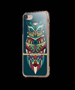 Wise - iPhone 7 / iPhone 8 Carcasa Transparenta Silicon
