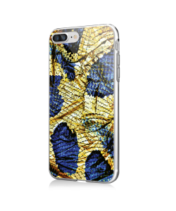 Snake - iPhone 7 Plus / iPhone 8 Plus Carcasa Transparenta Silicon