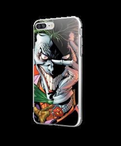 Joker 3 - iPhone 7 Plus / iPhone 8 Plus Carcasa Transparenta Silicon