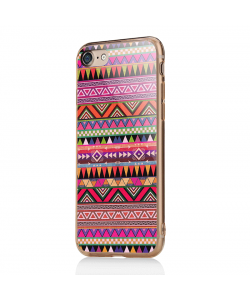 African Summer - iPhone 7 / iPhone 8 Carcasa Transparenta Silicon