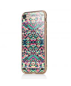 Color Blend - iPhone 7 / iPhone 8 Carcasa Transparenta Silicon