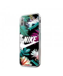 Dope Nike - iPhone X Carcasa Transparenta SIlicon