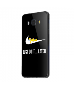 Just Do It ... later - Samsung Galaxy J5 Carcasa Silicon