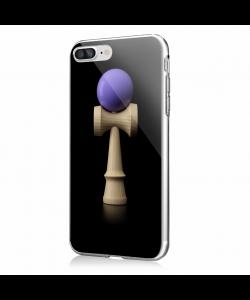 Kendama - iPhone 7 Plus / iPhone 8 Plus Carcasa Transparenta Silicon
