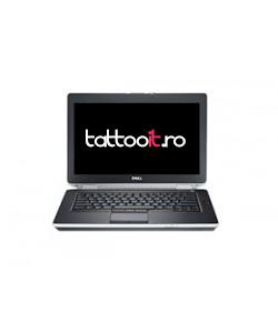 Personalizare - Dell Latitude E6520 Skin