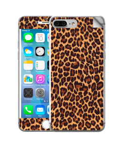 Leopard Print - iPhone 7 Plus Skin