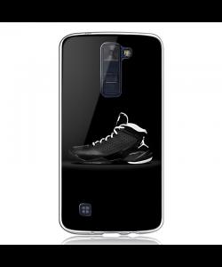 Air Jordan - LG K8 Carcasa Transparenta Silicon