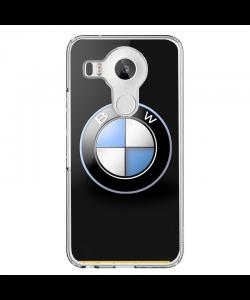 The BMW - LG Nexus 5X Carcasa Transparenta Silicon