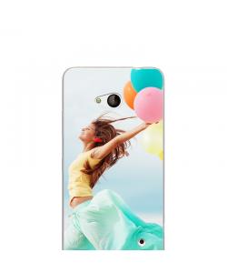 Personalizare - Microsoft Lumia 640 Carcasa Transparenta Silicon