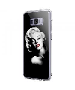 Marilyn - Samsung Galaxy S8 Carcasa Premium Silicon