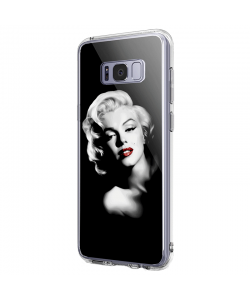 Marilyn - Samsung Galaxy S8 Plus Carcasa Premium Silicon