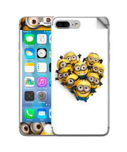 Minions Crew - iPhone 7 Plus / iPhone 8 Plus Skin