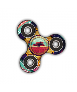 Fidget Spinner - Nature Within