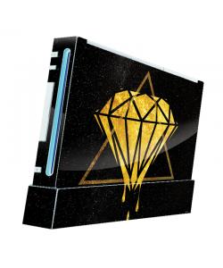 Diamond - Nintendo Wii Consola Skin