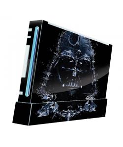 Darth Vader - Nintendo Wii Consola Skin