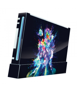 Explosive Thoughts - Nintendo Wii Consola Skin