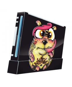 Creaturi Dragute - Lover - Nintendo Wii Consola Skin