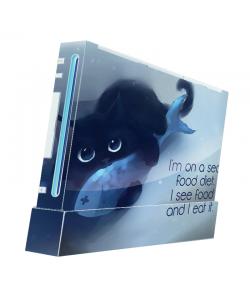 Sea Food - Nintendo Wii Consola Skin