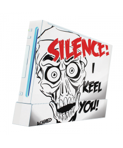 Silence I Keel You - Nintendo Wii Consola Skin