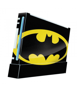 Batman Logo - Nintendo Wii Consola Skin