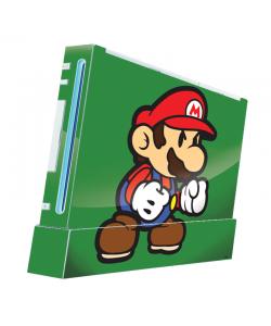 Mario One - Nintendo Wii Consola Skin